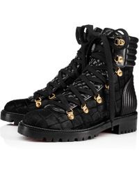 Christian Louboutin - Mad Boot Flat - Lyst