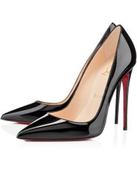 Christian Louboutin - 'so Kate' Pointy Toe Pump - Lyst