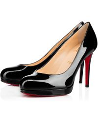 Christian Louboutin - New Simple Pump Patent - Lyst