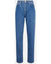 Christopher Kane - Chainmail High Waisted Jeans - Lyst