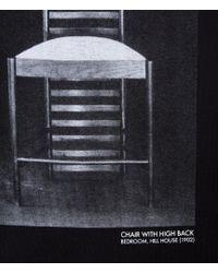 Christopher Kane - Chair Print T-shirt - Lyst