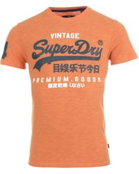 Superdry | Duo T-shirt | Lyst