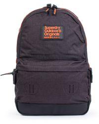 ca0e1e05b49e Superdry Blast Montana Backpack in Gray for Men - Lyst