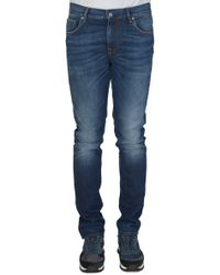 Stone Island - Slim Fit Jeans - Lyst