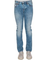 Armani - Jeans J20 Light Washed Jeans - Lyst