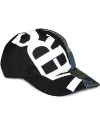 9ce3ad5c Versace Black Vintage Logo Beanie Hat in Black for Men - Lyst