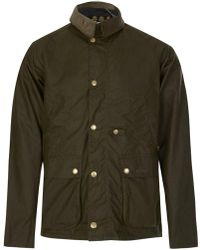 Barbour - International Green Bedale - Lyst