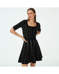 Club Monaco - Teddiko Sweater Dress - Lyst