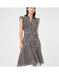 Club Monaco - Saffra Dress - Lyst