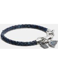 COACH - Charms Snakeskin Friendship Bracelet - Lyst