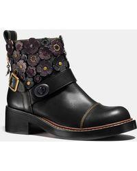 c8cbf7d133679 Lyst - Women s COACH Ankle boots On Sale