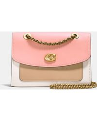 COACH - Parker In Colorblock - Lyst