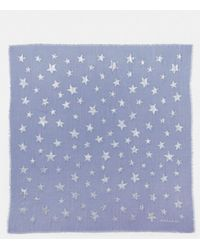 COACH | Star Print Square | Lyst