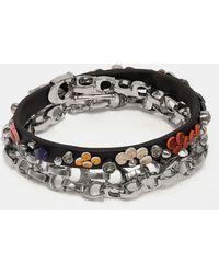 COACH - Sequin Wrap Bracelet - Lyst
