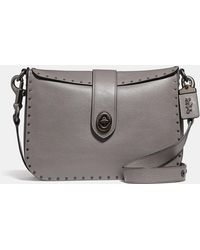 COACH - Page 27 With Rivets - Lyst