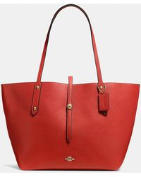 COACH - Market Tote Bag - Lyst