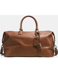 COACH - Explorer Bag 52 In Sport Calf Leather - Lyst