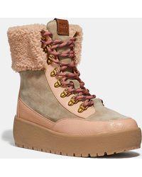 COACH - Tyler Boot - Lyst