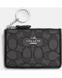 COACH - Mini Skinny Id Case - Lyst