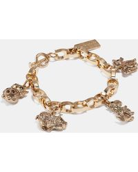 COACH - Party Animals Charm Bracelet - Lyst