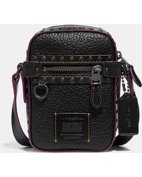 COACH - Dylan 10 With Rivets - Lyst