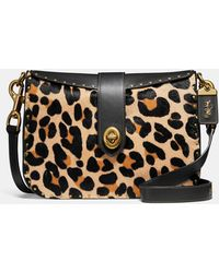 COACH - Page 27 With Leopard Print - Lyst