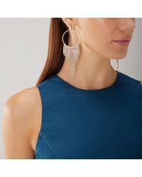 Coast - Blake Crystal Tassel Earrings - Lyst