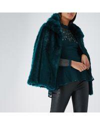 Coast - Lucy Fur Coat - Lyst