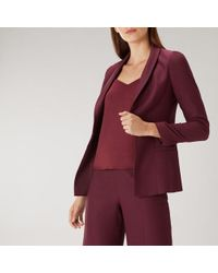 Coast - Margo Tux Jacket - Lyst