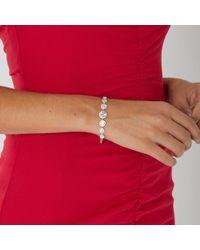 Coast - Zadie Cubic Zirconia Bracelet - Lyst