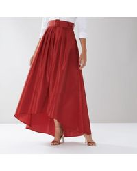 Coast - Simone Belted Skirt - Lyst