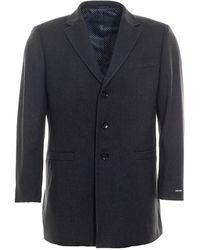 Remus Uomo - Bowden Single Breasted Coat - Lyst