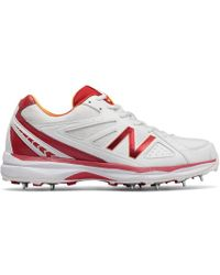 Lyst - New Balance Ck10 Rd2 Cricket Shoes in White for Men 3886497053b
