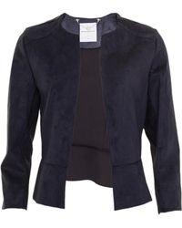 Rino & Pelle - Nice Faux Suede Jacket - Lyst