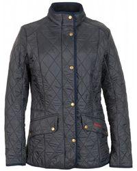 Barbour - Cavalry Polarquilt Jacket - Lyst