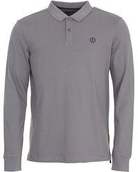 3eefd8cc9 Henri Lloyd Abington Zinc Grey Polo Shirt in Gray for Men - Lyst