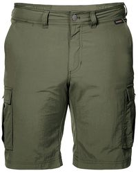 Jack Wolfskin - Canyon Cargo Shorts - Lyst