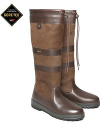 Dubarry Galway Boots - Brown