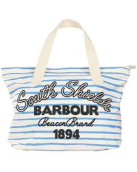Barbour - Whitmore Tote Bag - Lyst