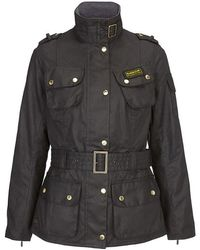 Barbour - Waxed Jacket - Lyst