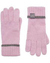 Joules - Huddle Longer Length Gloves - Lyst