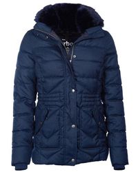 Barbour - Langstone Quilted Jacket - Lyst