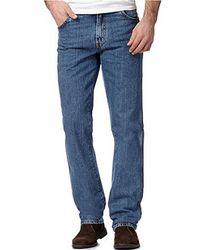 Wrangler - Texas Denim Jeans - Lyst
