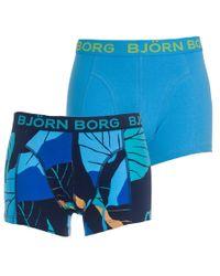 Björn Borg - Short Shorts 2 Pack - Lyst