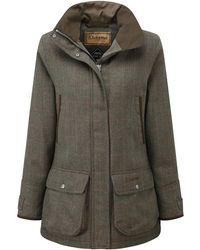 Schoffel - Ptarmigan Tweed Coat - Lyst