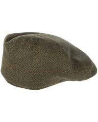 Barbour - Gamefair Tweed Cap - Lyst