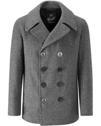 Gloverall - Reefer Coat - Lyst