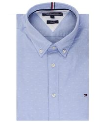 Tommy Hilfiger - Diamond Print Shirt - Lyst