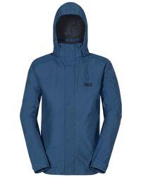 4d5a7ac04f3 Lyle & Scott Men's Highland Parka Jacket, Black Men's Jacket In ...