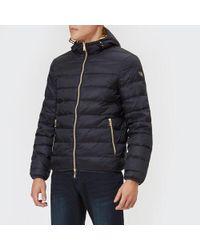 Emporio Armani - Men's Gold Trim Jacket - Lyst